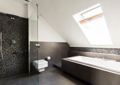 Fliesen und Mosaiken im Badezimmer - Fliesenleger Grevenbroich / Neuss